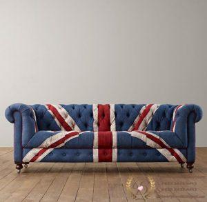 Sofa Bendera Inggris